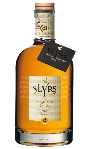 Slyrs Single Malt Whisky 43% - Lantenhammer