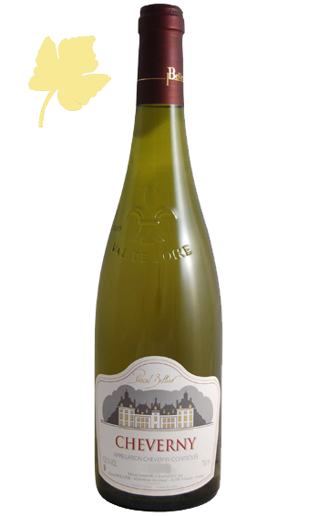 Cheverny blanc 2017 - Domaine Pascal Bellier