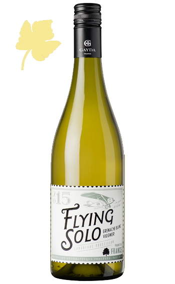 Flying Solo Grenache-Viognier 2017 - Domaine Gayda